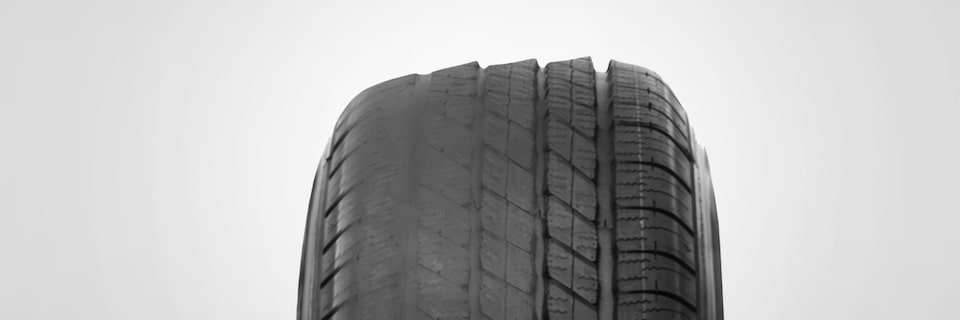Know when to Rotate and Align your Tires